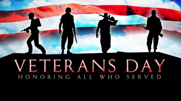 What date is veterans day